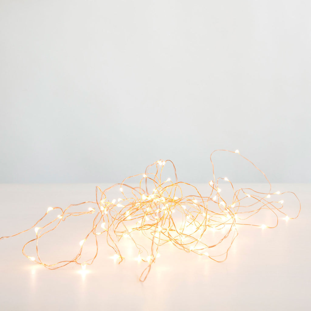 Fairy Lights Copper Warm White