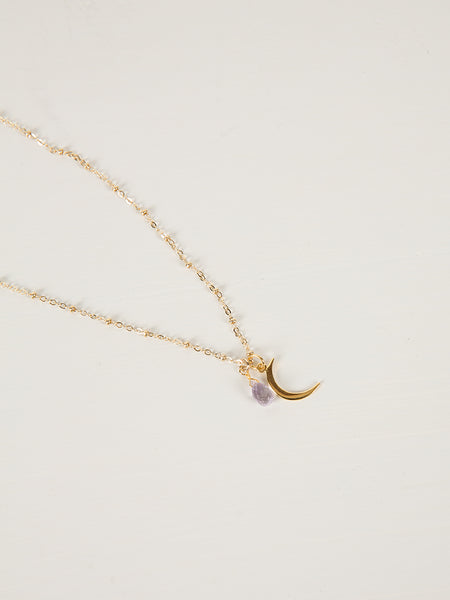 Midnight Necklace - Gold - Charlotte Penman