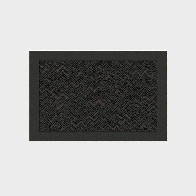 Missoni Rex Bath Mat Graphite (86)
