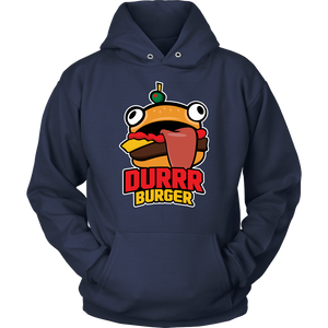 Fortnite Durr Burger Hoddie & T-shirt