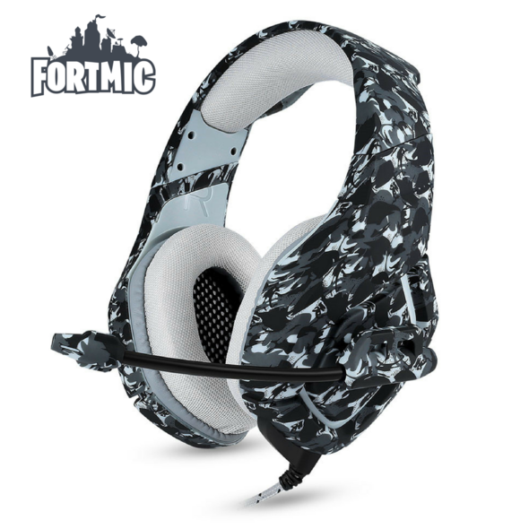 FortMic™ K1 Gaming Headset