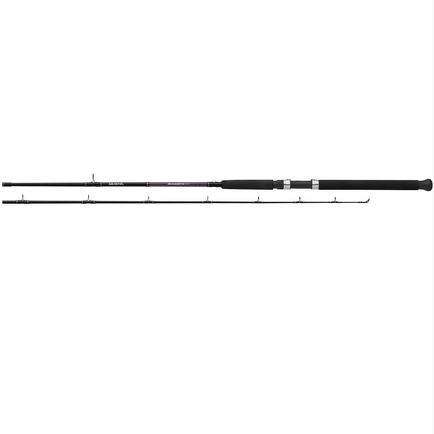 Accudepth Trolling Rod 7ft6in Two Piece Medium-Light Action