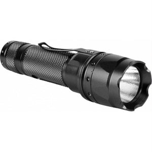 AIM Sports 180 Lumens with Offset Mount Flashlight - Black