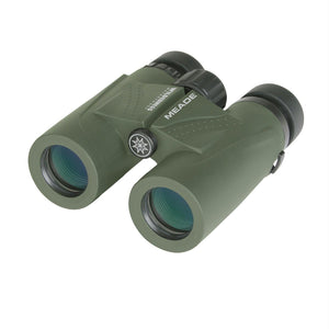 Meade 125023 Wilderness Binoculars - 10x32 Green