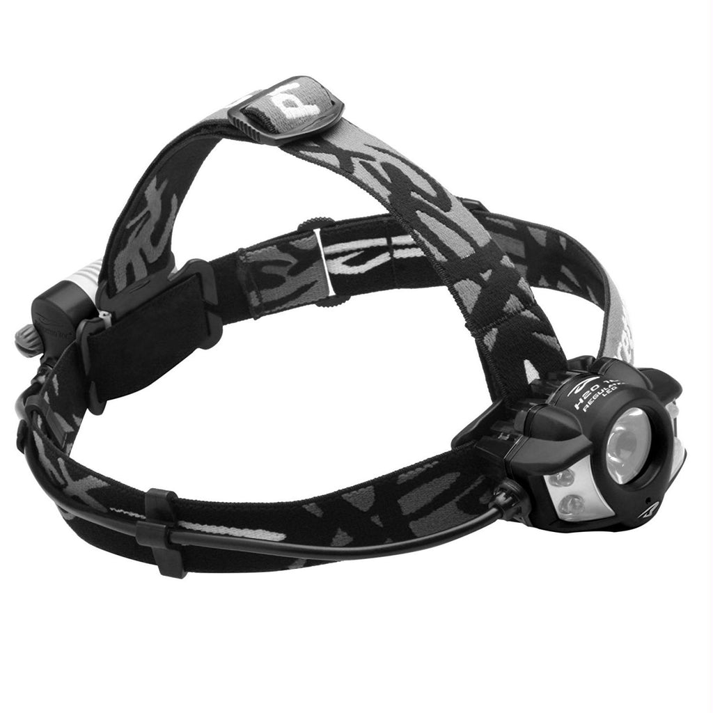 Princeton Tec 260 Lumen Apex Pro Headlamp-Black