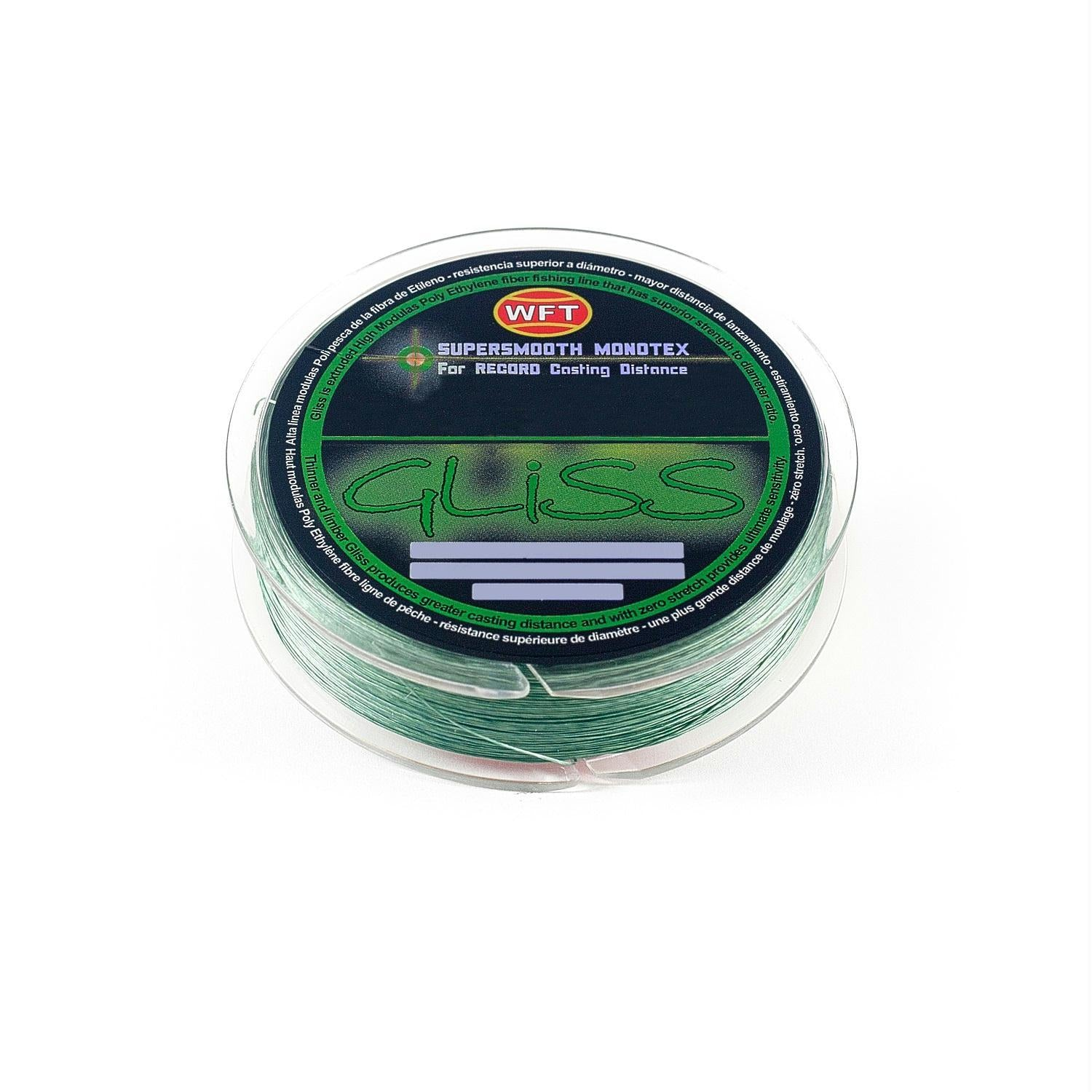 Ardent Gliss Green Fishing Line 24 Pound Test 300 Yards