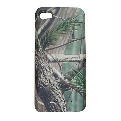OMP Sportsmans Battery Case for iPhone 4-4s Realtree AP