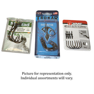 25 Piece Hook Assortment