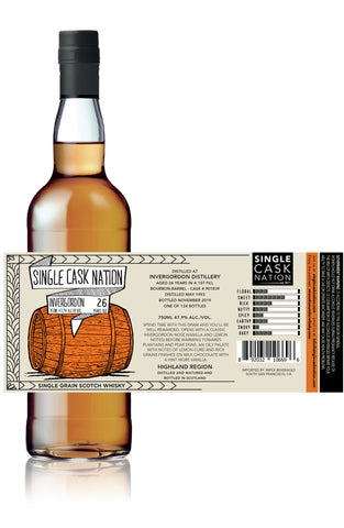 Single Cask Nation Retail Release #6 Now In The US!