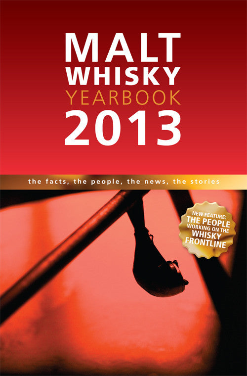 Malt Whisky Yearbook 2013 - On Clearance!