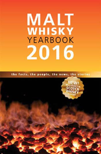 Malt Whisky Yearbook 2016 (Member price) - Single Cask Nation®