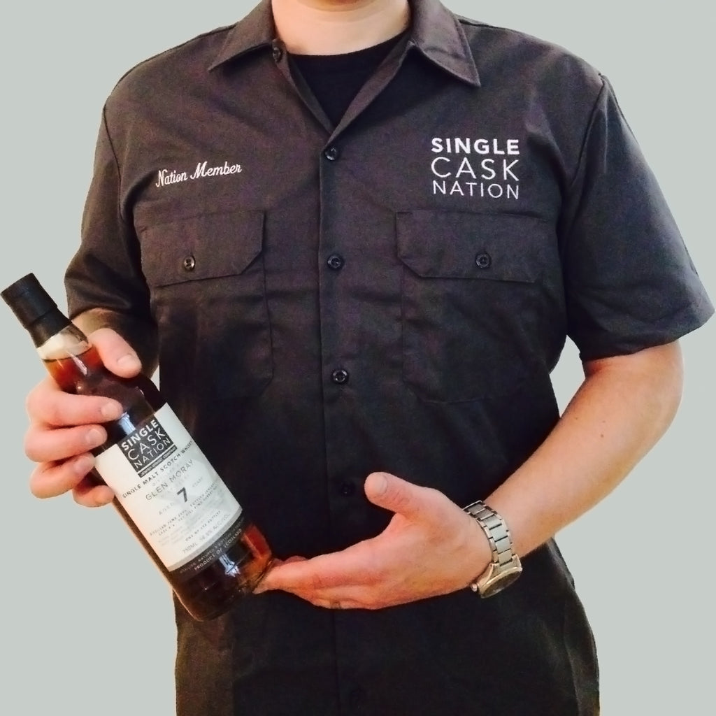 Single Cask Nation Work Shirt - (Men - Member Only Product) - Single Cask Nation®