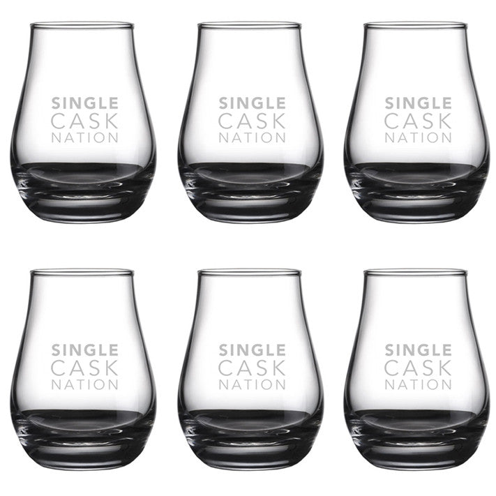 Members-only Nation Tasting Glass - Single Cask Nation®
