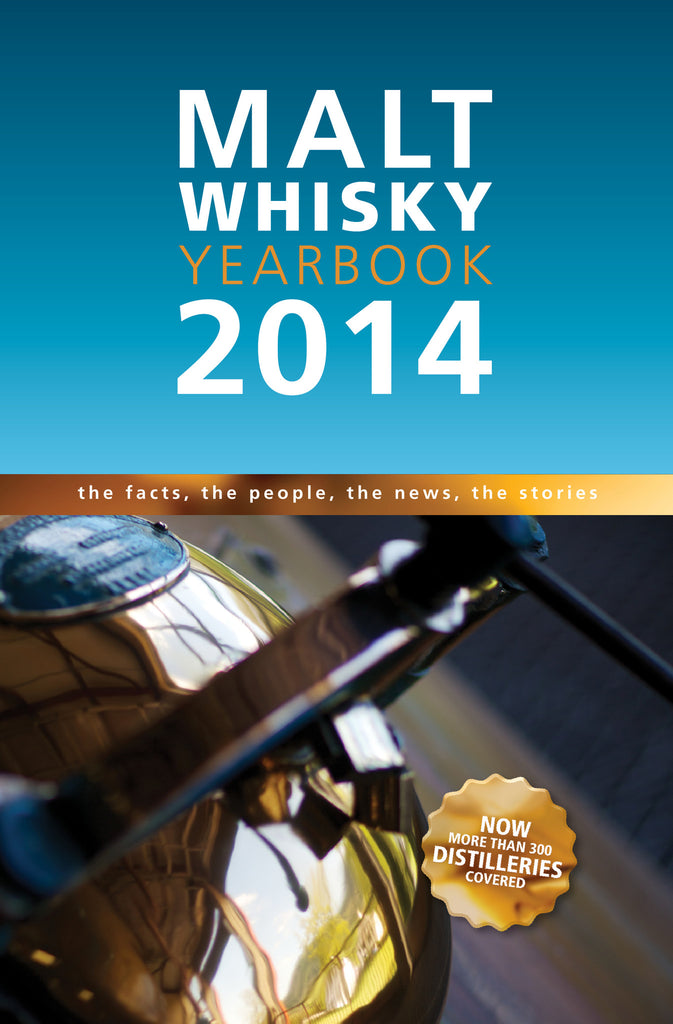 Malt Whisky Yearbook 2014 (Member price) - Single Cask Nation®