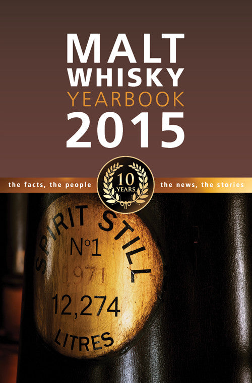 Malt Whisky Yearbook 2015 (Member price) - Single Cask Nation®