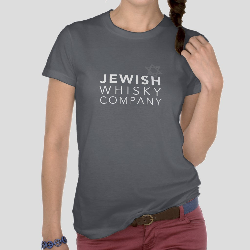 Jewish Whisky Company T-shirt (Women - Member Price) - Single Cask Nation®