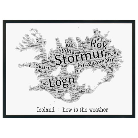 Iceland - how is the weather