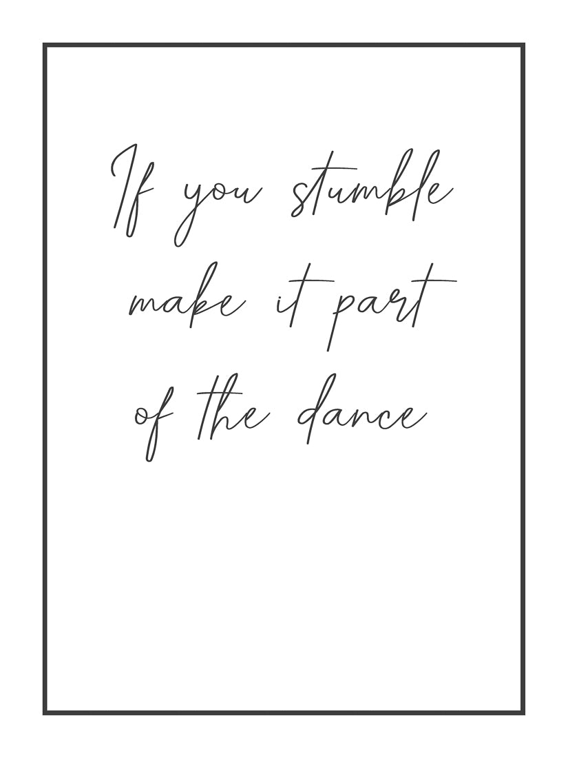 Quotes (14) - If you stumble