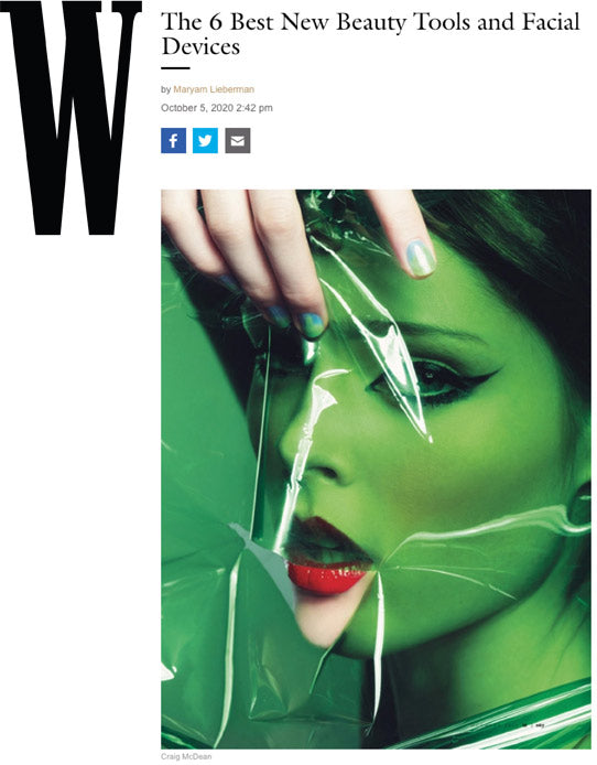 Celluma...as Seen in W Magazine