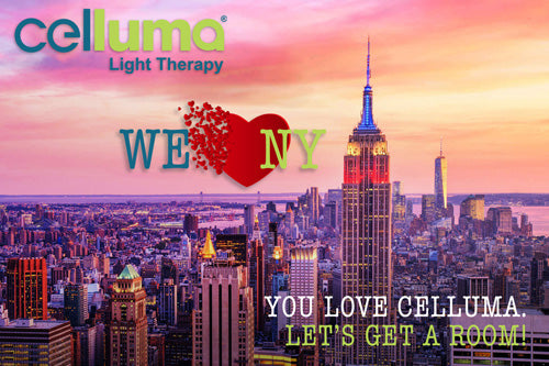 Love Celluma? Get a Room (New York)!