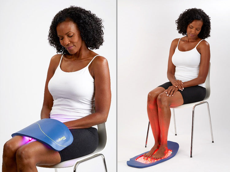 Light Therapy for Pain Management Demo