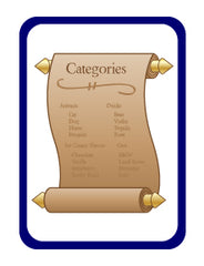 Imbibe Categories