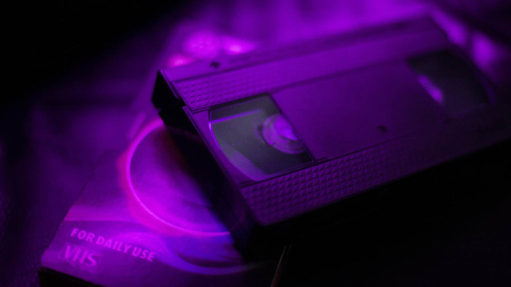How to create the VHS effect as a videoeditor | Tutorial
