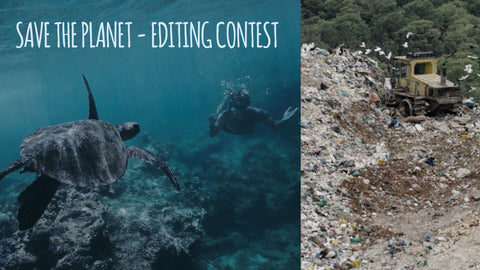 Save the Planet Video Editing Contest