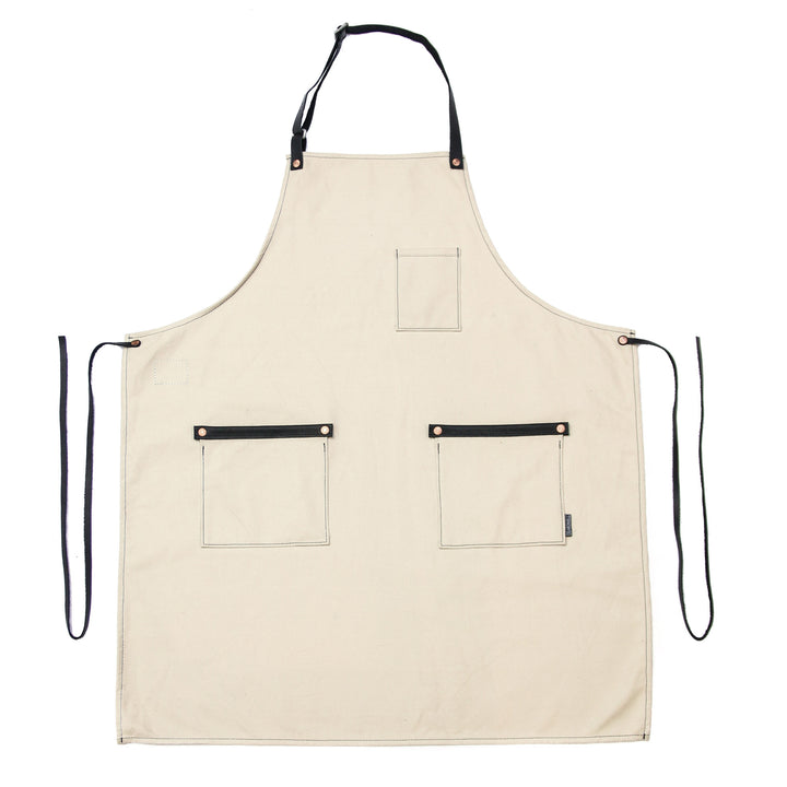 Industry Apron - Standard Canvas - Natural