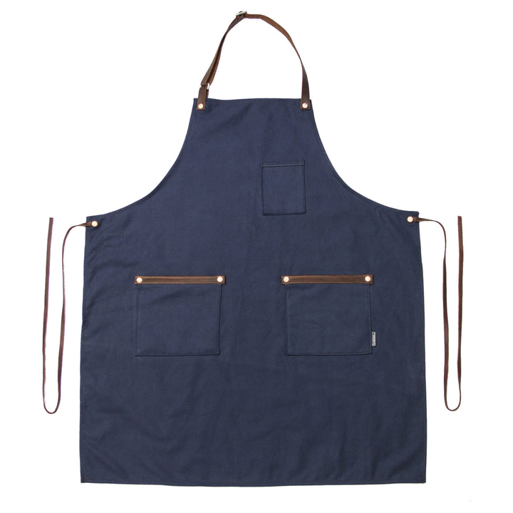 Industry Apron - Standard Canvas - Navy