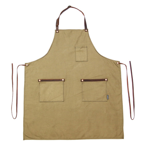 Industry Apron - Standard Canvas - Tan