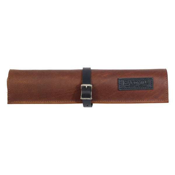 Tool Roll - Leather - Cognac