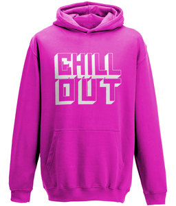 Chill Out Kids Hoodie