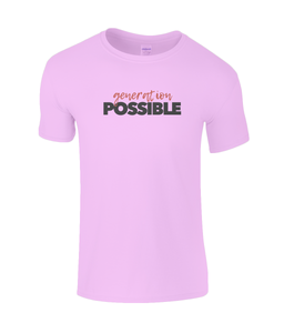 CIP: Gen Possible Kids T-Shirt