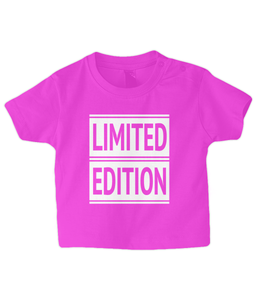 Limited Edition Baby T Shirt