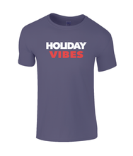 Load image into Gallery viewer, Holiday Vibes T-Shirt