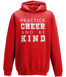 CIP: Cheer and be Kind Kids Hoodie