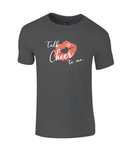 Load image into Gallery viewer, CIP: Talk Cheer Kids T-Shirt