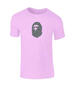 Ape camo Kids T-Shirt