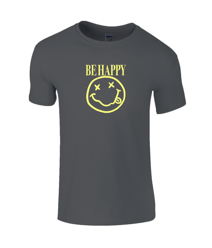 Be Happy Kids T-Shirt