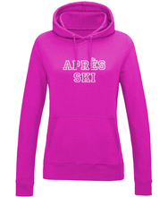 Load image into Gallery viewer, Apres Ski Ladies Hoodie