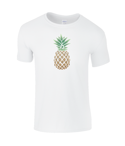 Pineapple Kids T-Shirt