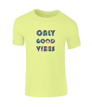 Load image into Gallery viewer, Good Vibes Kids T-Shirt
