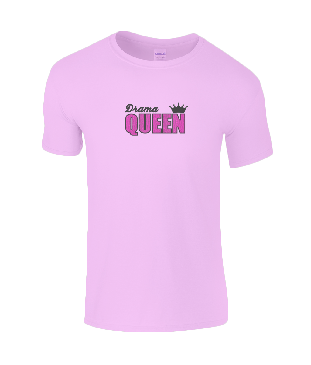 Drama Queen Kids T-Shirt