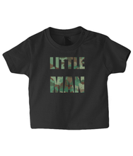 Load image into Gallery viewer, Little Man Baby T Shirt