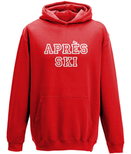 Load image into Gallery viewer, Apres Ski Kids Hoodie