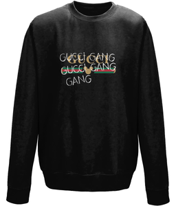Gucci Graffiti Kids Sweatshirt