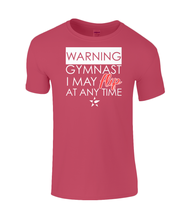 Load image into Gallery viewer, CIP: Warning Kids T-Shirt