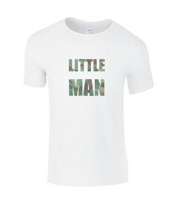 Little Man Kids T-Shirt