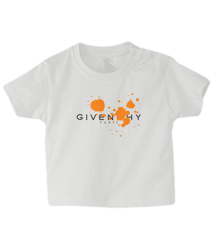 Splash Baby T Shirt